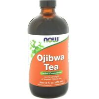Now Foods OJIBWA (Essiac) Herbal Cleansing Detox Tea Concentrate Liquid 16 fl oz