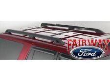 07 thru 17 Expedition OEM Genuine Ford Roof Rack Cross Bar Set 2-pc w/ Hardware