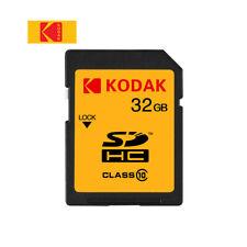 Scheda SD Kodak U1 da 32 GB ad alta velocità 85 MB / s Classe 10 Scheda di C7J3