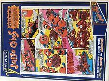 m17a8 ephemera 1990s advert mcvitie's mcvities jaffa cakes splosh
