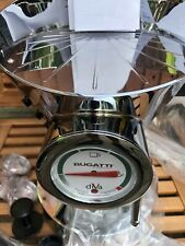 BUGATTI DIVA Coffee Machine Chrome