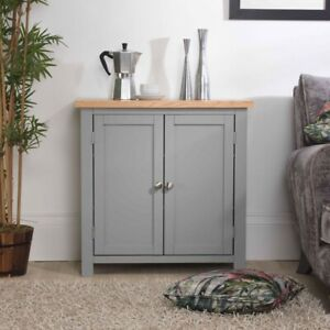 Richmond Grey Painted Hall Cupboard RRP £159