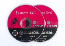 Resident Evil Disc 1 & 2 Only - Nintendo Gamecube Game PAL