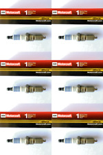 New SET OF 6 Motorcraft Platinum Spark Plugs
