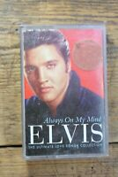 Elvis Always on my Mind cassette tape album