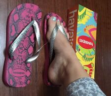 Havaianas 💞brand New Flats Thongs Shoes Sandals 39/40 8/9