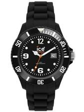 Ice Watch Sili Black Small SI.BK.S.S.09 Analog  Silikon Schwarz
