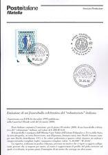 ITALIA 2000 VOLONTARIATO ITALIANO   BOLLETTINO COMPLETO DI FRANCOBOLLI FDC
