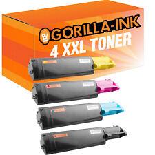4 Toner XXL für Epson Aculaser C1100 C1100N CX11 CX11N CX11NF CX11NFC