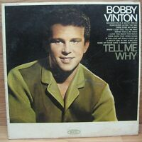 Bobby Vinton - Tell Me Why (LN 24113) Epic Records Mono LP Vinyl Album **READ**