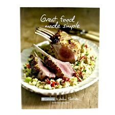 Great Food Made Simple Cook Book Lamona & John Topham Perfect Condition