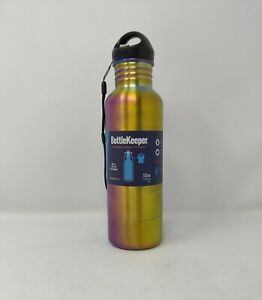 Bottle keeper 12 Oz Standard Size Rainbow New