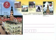 Polska Poland 2010 Fi cp 1553 Międzynarodowa Wystawa Filatelistyczna Głogów 2010