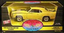 1969 Camaro Baldwin Supercars #9 Yellow 1:18 Ertl American Muscle 29099