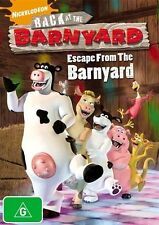 Back At The Barnyard - Escape From The Barnyard (DVD, 2010) NEW+SEALED RARE