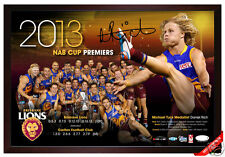 Brisbane Lions 2013 NAB Cup Premiers