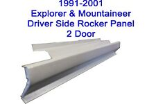 1991-2001 FORD EXPLORER MOUNTAINEER  2DR OUTER ROCKER PANEL NEW DRIVER SIDE !!
