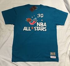 Mitchell & Ness Scottie Pippen NBA Chicago Bulls All Star 1996 Shirt Size XL