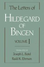 """""""The Letters of Hildegard of Bingen by Hildegard of Bingen """""""