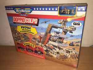 Galoob Micro Machines Military DOUBLE TAKES - SUBSTATION PHOENIX MIB, 1995