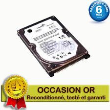 Disco duro 2,5' IDE 160 GB Seagate Ref:ST9160821A probado y garantizado,