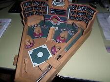 Used Front Porch Classics Circa Baseball Pinball Style Game (missing balls)