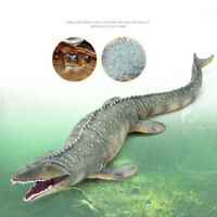 Dinosaur World Real Feel Colossal Mosasaurus Figure Fallen Kingdom Toy for Kids