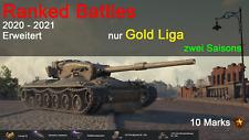 World of Tanks Ranked Battles 2020 / GOLD LEAGUE  / WOT / new Season Erweitert