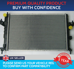 RADIATOR TO FIT VAUXHALL CORSA C COMBO C 1.7 DIESEL 1.7 DTi 2001 TO 2004