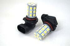 COMPATIBILE TOYOTA AURIS 07-ON SET OF 2 X HB4 9006 27 LED SMD 12V LUCE FARO