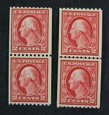 CKStamps: US Stamps Collection Scott#442 2c Washington Mint NH OG 21 1/2mm