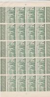 French Somalia Mint Never Hinged Stamps Sheet  ref R 17472