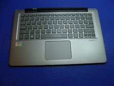 "Acer Aspire S3-391-6046 13.3"" Genuine Palmrest w/Touchpad Keyboard 604TH18001"