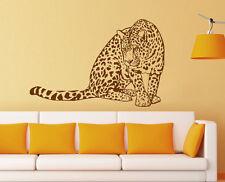 Wandtatoo Aufkleber Wandbild Aufkleber Tiger Wildtier Gepard Afrika Leopard 60cm