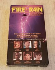 Fire and Rain ***VHS***