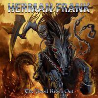 HERMAN FRANK - THE DEVIL RIDES OUT   CD NEU