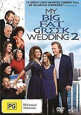 MY BIG FAT GREEK WEDDING 2 - BRAND NEW & SEALED DVD (JOHN CORBETT, NIA VARDALOS)