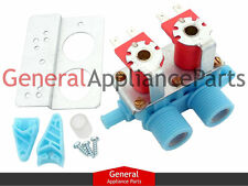 Washing Machine Water Inlet Valve Fits GE Hotpoint Kenmore # WH13X76 WH13X0076
