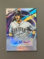 2020 Topps Fire Austin Nola Auto Rookie Seattle Mariners / Padres  #FA-AN