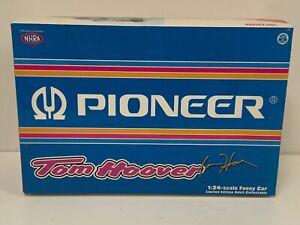 1/24 Action NHRA Funny car Dodge Pioneer Tom Hoover 1998  JD411B