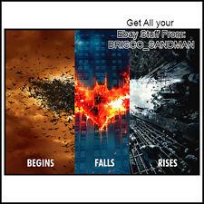 Fridge Fun Refrigerator Magnet BATMAN DARK KNIGHT TRILOGY Movie Poster Version A