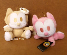 Felix the Cat 2x plush set Cream Angel & Pink Baby Japan Exclusive w/Tags