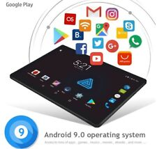 10.1 Inch Tablet Pc Octa Core Android 9 Tab SIM 4G LTE Tablets WiFi smartphone