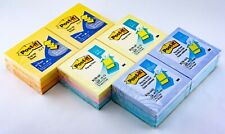 3m Post It Pop Up Notes Refills 3 X 3 Large Lot Assorted Colors 1740 Sheets Lot1