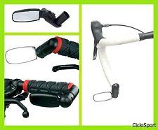 Specchio Specchietto Zefal Spin micro per bicicletta -Adatto per tutti i manubri