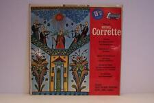 Michel Corrette - The Music Of Michel Corrette Vinyl LP Record Album