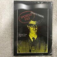 IPCRESS FILE SECRETO PRIMERO MICHAEL CAINE NIGEL GREEN DVD NUEVO NEW PRECINTADO