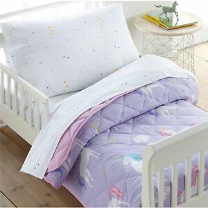 Unicorn 100% Cotton Hypoallergenic Pillow Case - TODDLER- WildKin-13.5 X 19