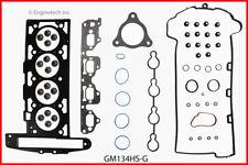 Engine Cylinder Head Gasket Set ENGINETECH, INC. GM134HS-G