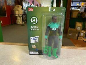 "2020 Mego DC Comics Super Heroes Green Lantern JOHN STEWART 8"" Action Figure MOC"